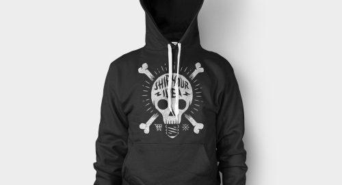 Sweatshirt Ship Your Idea